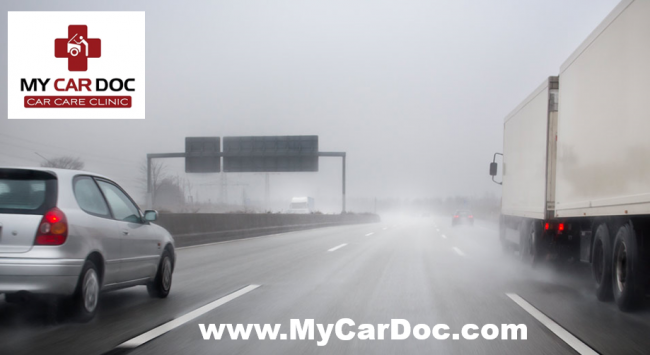 QUICK TIPS TO PREPARE YOUR VEHICLE FOR STORMY WEATHER